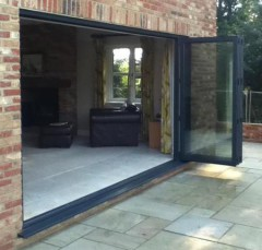 Fabricated Bifolding Doors