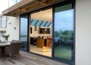 Fabricated Patio Doors